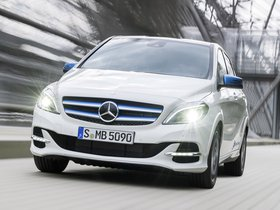 Fotos de Mercedes Clase B Electric Drive 2015