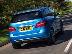 Ver foto 5 de Mercedes Clase B Electric Drive W242 UK 2015