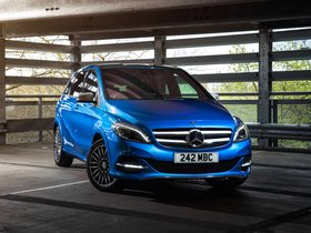 Ver foto 2 de Mercedes Clase B Electric Drive W242 UK 2015
