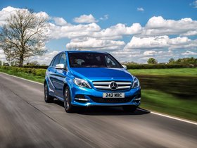 Ver foto 13 de Mercedes Clase B Electric Drive W242 UK 2015