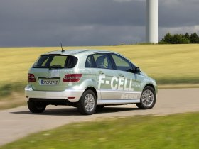 Ver foto 3 de Mercedes Clase B F-Cell 2009
