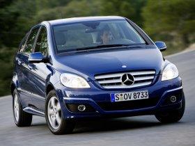 Fotos de Mercedes Clase B 2008