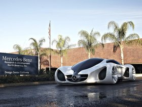Ver foto 4 de Mercedes BIOME Concept 2010