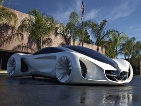 Ver foto 1 de Mercedes BIOME Concept 2010