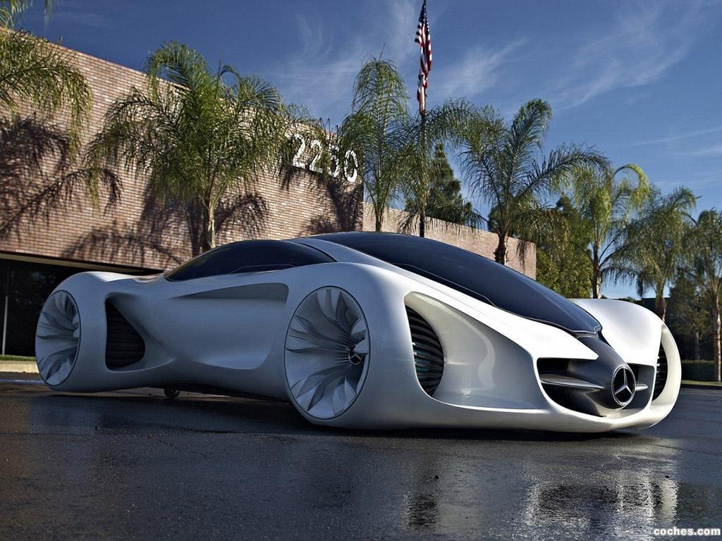 Foto 0 de Mercedes BIOME Concept 2010