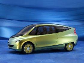 Fotos de Mercedes Bionic Concept Car 2005