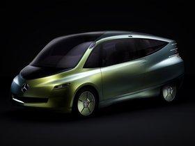 Ver foto 5 de Mercedes Bionic Concept Car 2005