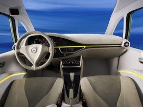 Ver foto 15 de Mercedes Bionic Concept Car 2005