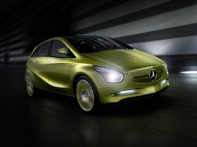 Fotos de Mercedes BlueZERO Concept 2008