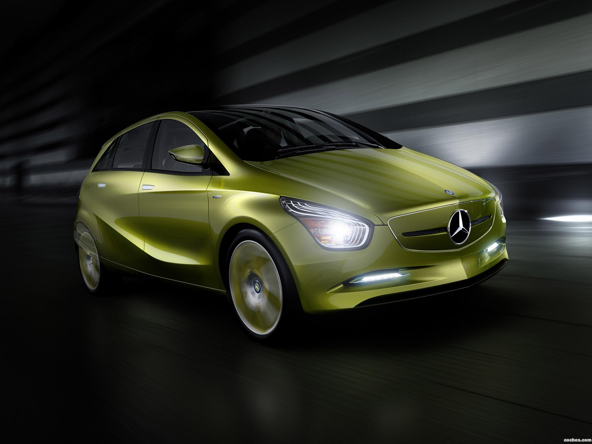 Foto 0 de Mercedes BlueZERO Concept 2008