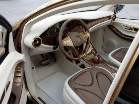 Ver foto 8 de Mercedes BlueZero E-Cell Plus Concept 2009