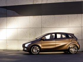 Ver foto 5 de Mercedes BlueZero E-Cell Plus Concept 2009
