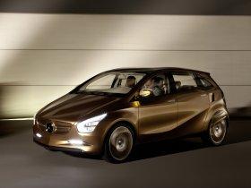 Ver foto 4 de Mercedes BlueZero E-Cell Plus Concept 2009