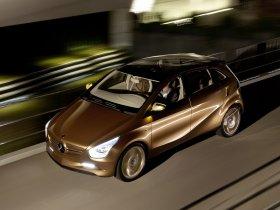 Ver foto 3 de Mercedes BlueZero E-Cell Plus Concept 2009