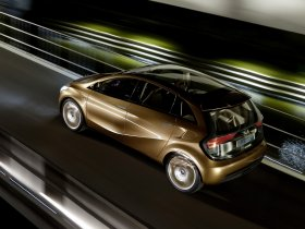 Ver foto 2 de Mercedes BlueZero E-Cell Plus Concept 2009