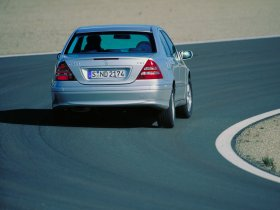Ver foto 28 de Mercedes Clase C W203 2000