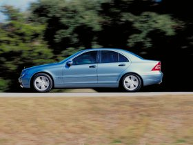 Ver foto 23 de Mercedes Clase C W203 2000