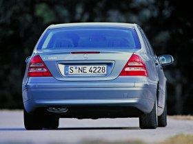 Ver foto 15 de Mercedes Clase C W203 2000