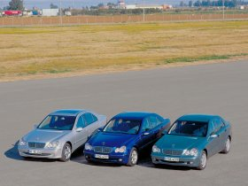Ver foto 13 de Mercedes Clase C W203 2000