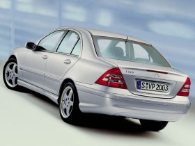 Ver foto 12 de Mercedes Clase C W203 2000