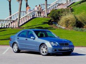 Ver foto 10 de Mercedes Clase C W203 2000