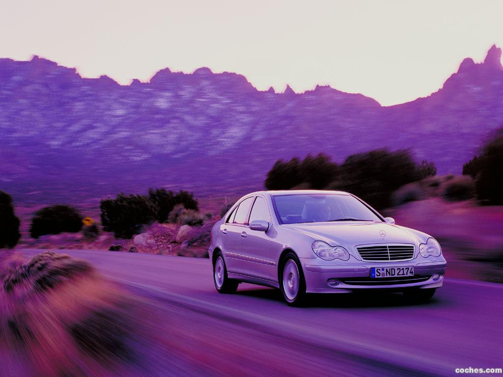 Foto 8 de Mercedes Clase C W203 2000