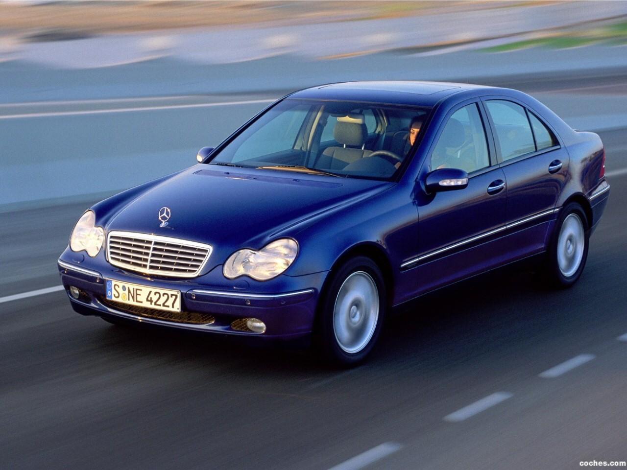 Foto 0 de Mercedes Clase C W203 2000