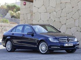 Fotos de Mercedes Clase C W204 restyling 2011