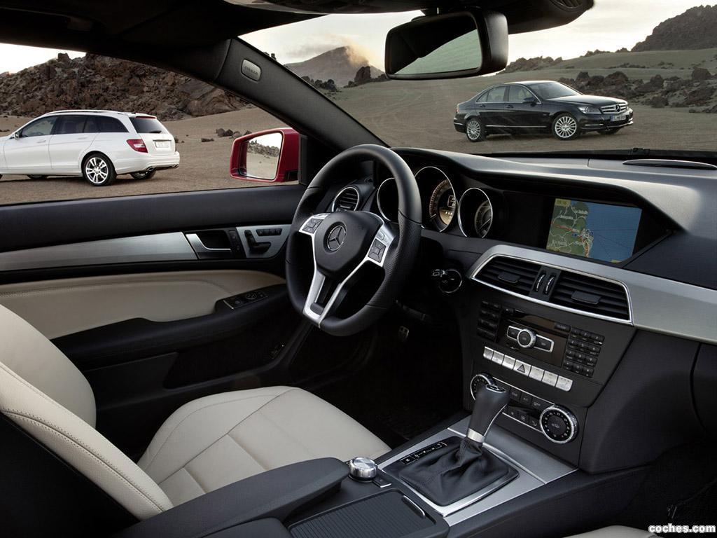 Foto 5 de Mercedes Clase C W204 restyling 2011