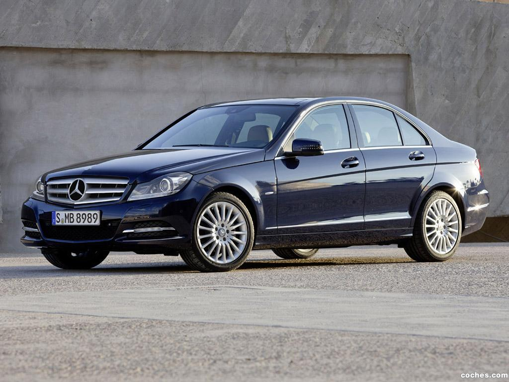 Foto 2 de Mercedes Clase C W204 restyling 2011