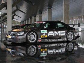 Ver foto 19 de Mercedes Clase C AMG DTM 2007