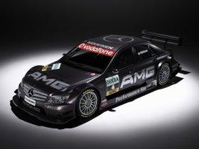 Fotos de Mercedes Clase C AMG DTM 2007
