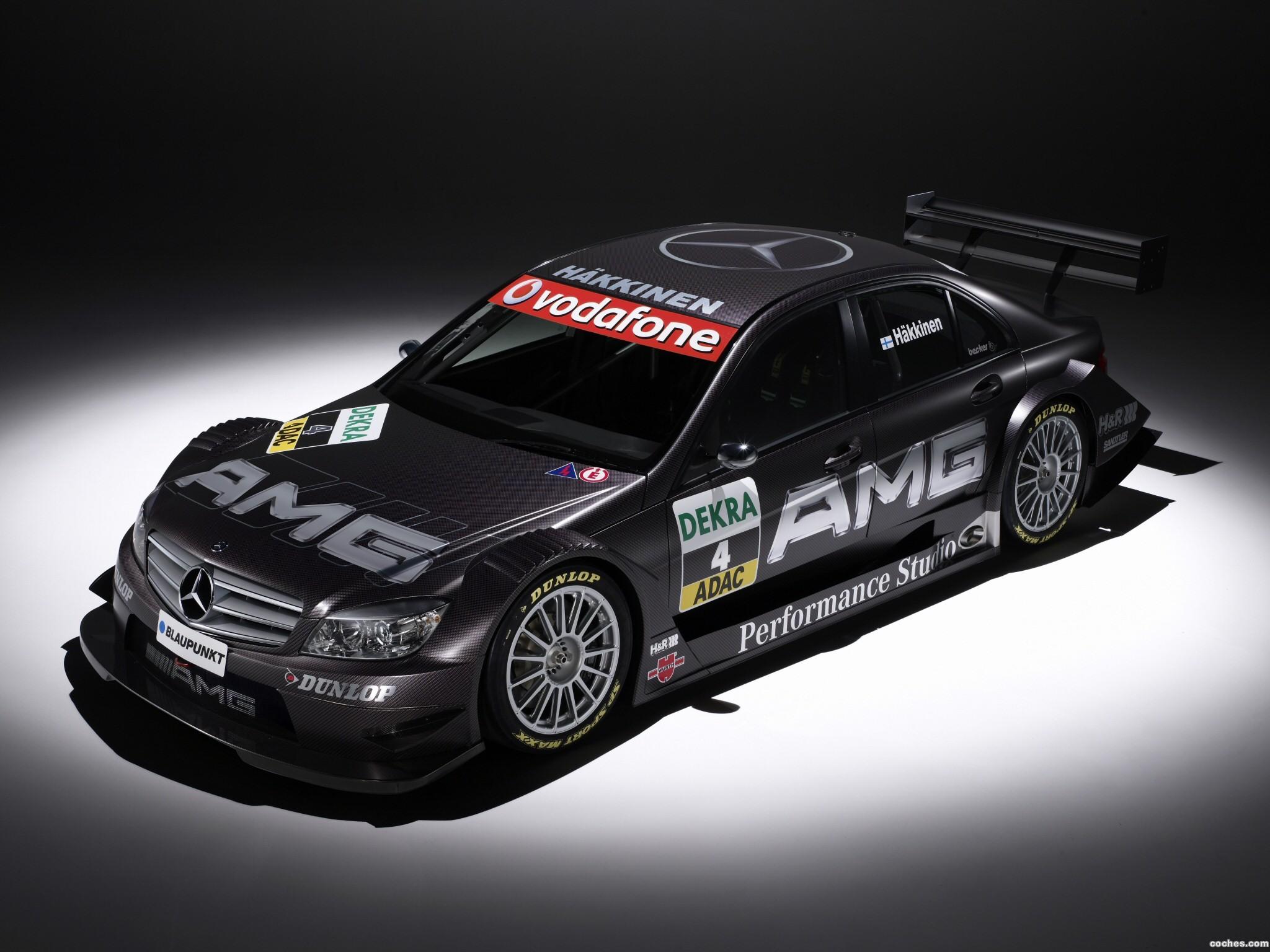 Foto 0 de Mercedes Clase C AMG DTM 2007