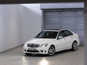 Ver foto 4 de Mercedes Clase C Avantgarde 2007