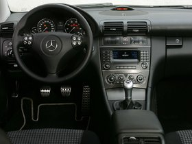 Ver foto 6 de Mercedes Clase C C180 Kompressor Sportcoupe C203 2005