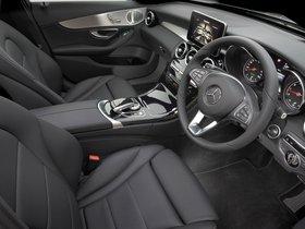Ver foto 25 de Mercedes Clase C C200 Avantgarde Line W205 Australia 2014