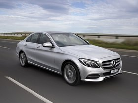 Ver foto 16 de Mercedes Clase C C200 Avantgarde Line W205 Australia 2014