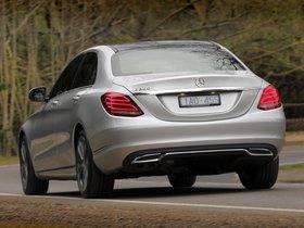 Ver foto 10 de Mercedes Clase C C200 Avantgarde Line W205 Australia 2014