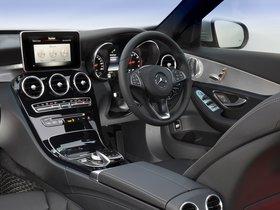 Ver foto 24 de Mercedes Clase C C200 Avantgarde Line W205 Australia 2014
