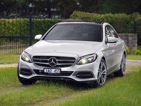 Ver foto 19 de Mercedes Clase C C200 Avantgarde Line W205 Australia 2014