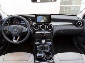 Ver foto 8 de Mercedes Clase C Avantgarde Line W205 2014