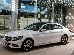 Ver foto 7 de Mercedes Clase C Avantgarde Line W205 2014