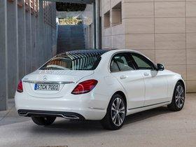Ver foto 6 de Mercedes Clase C Avantgarde Line W205 2014