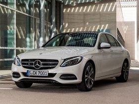 Fotos de Mercedes Clase C Avantgarde Line W205 2014