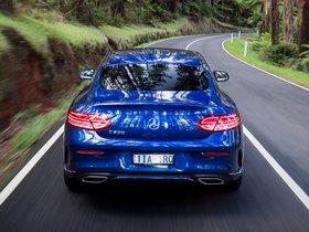 Ver foto 13 de Mercedes 200 Coupe AMG Line C205 Australia  2016