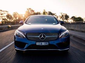 Ver foto 12 de Mercedes 200 Coupe AMG Line C205 Australia  2016