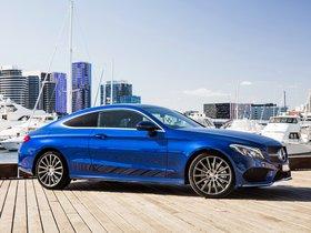 Ver foto 9 de Mercedes 200 Coupe AMG Line C205 Australia  2016