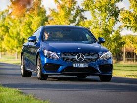 Ver foto 2 de Mercedes 200 Coupe AMG Line C205 Australia  2016