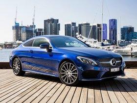 Ver foto 1 de Mercedes 200 Coupe AMG Line C205 Australia  2016