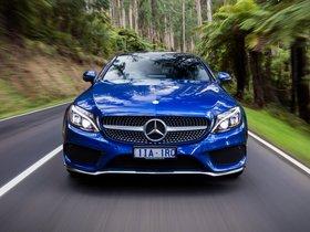 Ver foto 14 de Mercedes 200 Coupe AMG Line C205 Australia  2016